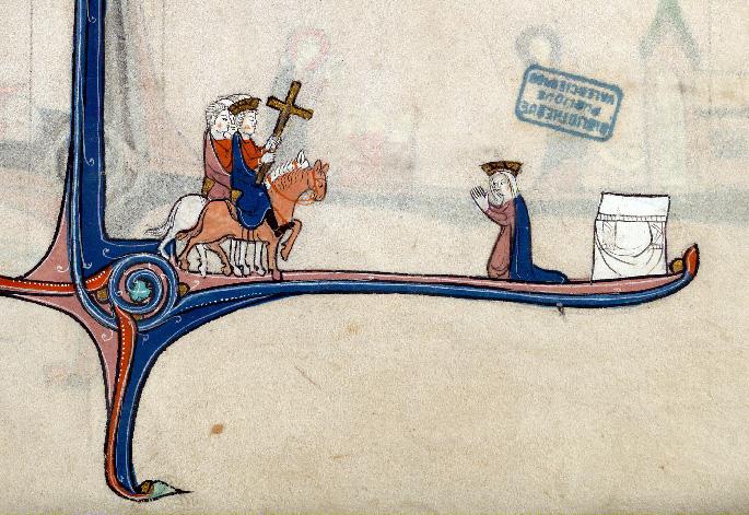 Martyrologe-obituaire de l'abbaye Notre-Dame des Prés de Douai - Invention de la vraie Croix_0