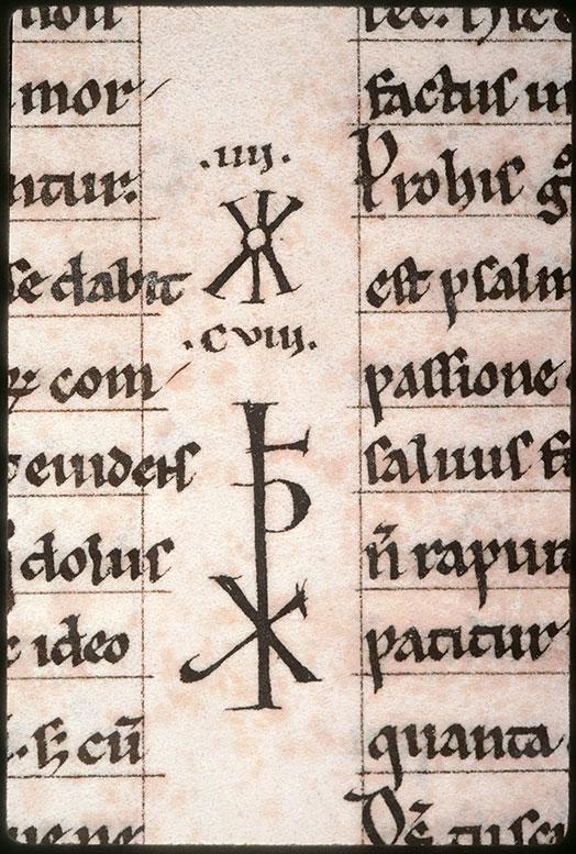 Comment. in Psalmos - Monogramme (à préciser)_0