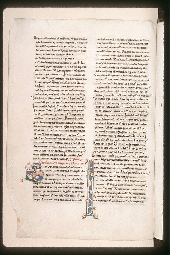 Enarrationes in Psalmos - Initiales ornées_0