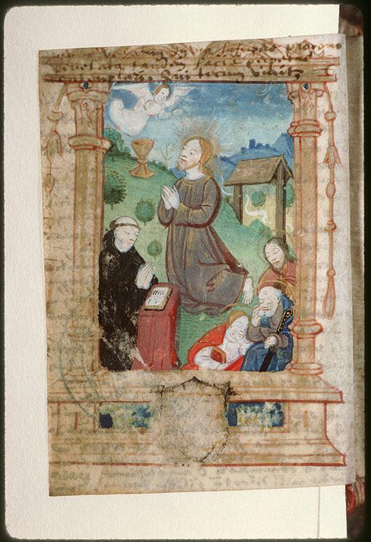 Diurnal à l'usage de l'abbaye Saint-Pierre de Corbie - Armes (effacées)_0