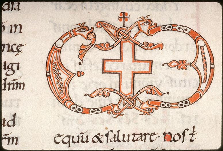Missel à l'usage de l'abbaye Saint-Pierre de Corbie/Psautier