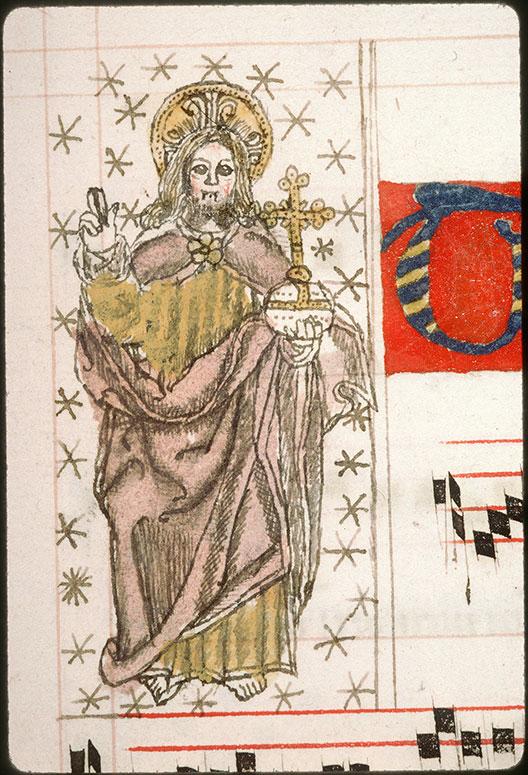 Processional - Christ bénissant_0