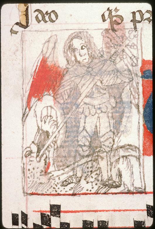 Processional - Saint Michel terrassant le dragon_0