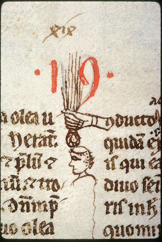 Digestum vetus - Tête de clerc_0
