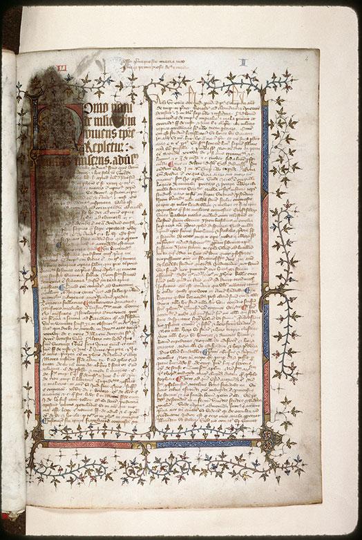 Lectura super Institutionibus - Page décorée_0