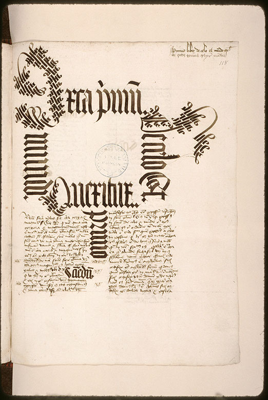 Expositio et quaestiones in Aristotelis opera