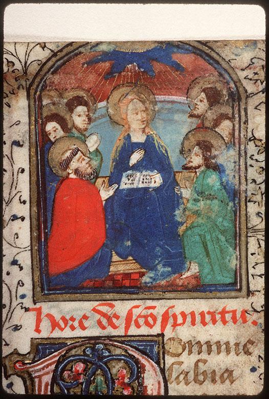 Heures - Pentecôte_0