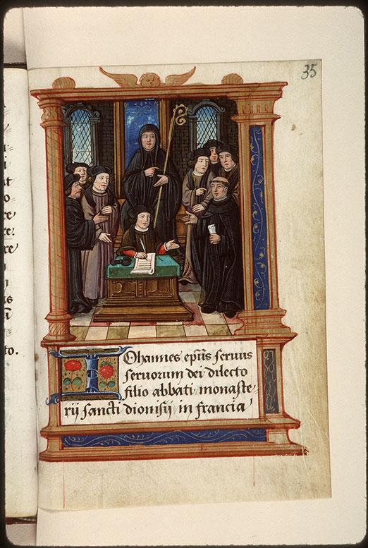 Cartulaire des frères de la Charité Notre-Dame, à Boucheraumont - Hospitalier de Roignon réclamant que son ordre soit exonéré de charges_0