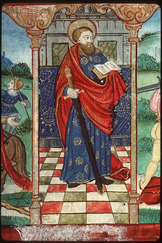 Comment. in Epistulas Pauli - Saint Paul_0