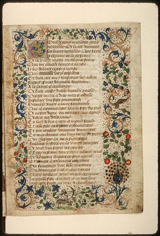 Registre des maîtres de la confrérie Notre-Dame du Puy d'Amiens