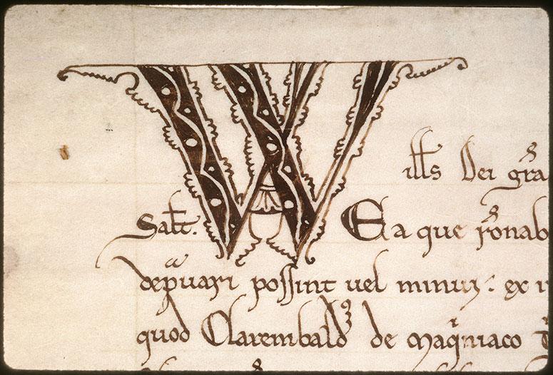 Confirmation par Guillaume, archevêque de Reims, d'une donation