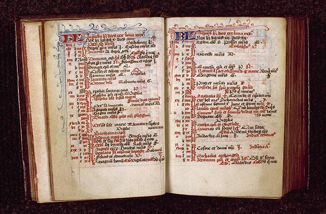 Diurnal cistercien - Initiales filigranées_0