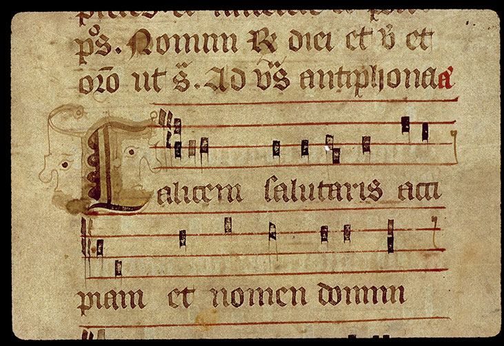 Bréviaire (fragment)