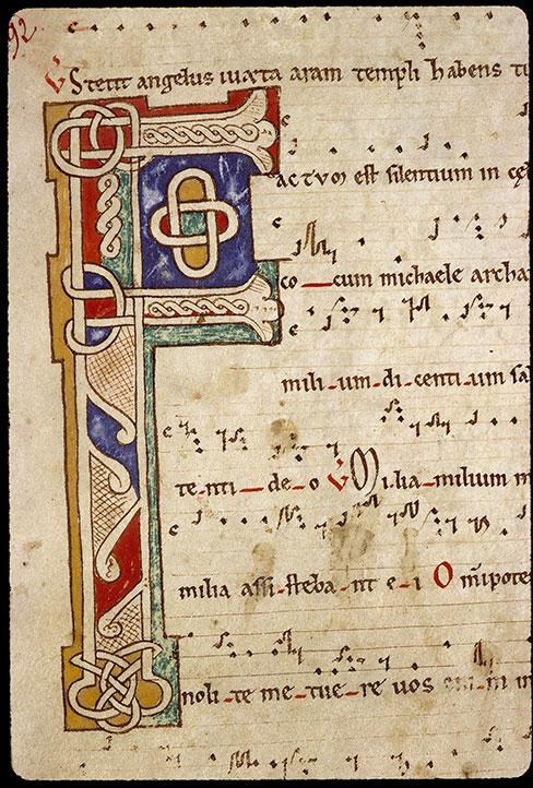 Antiphonaire cistercien