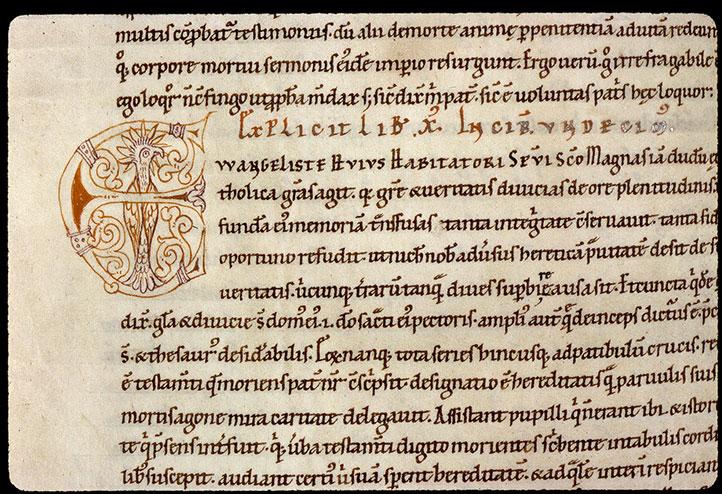 Comment. in Evangelium Johannis - Aigle de saint Jean (à préciser)_0