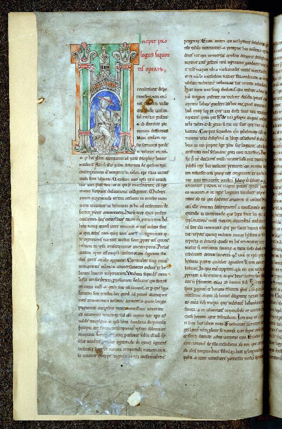Antiquitates judaicae/Bello judaico (De) - Flavius Josèphe écrivant_0
