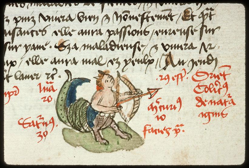 Introduction à l'astrologie - Constellation : le Sagittaire_0