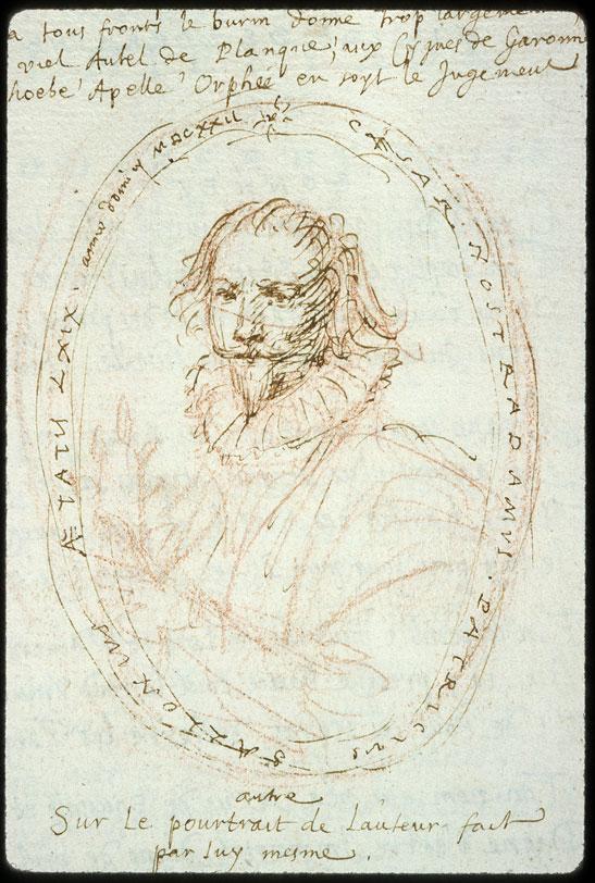 Hippiade (L') - Autoportrait de César de Nostredame_0