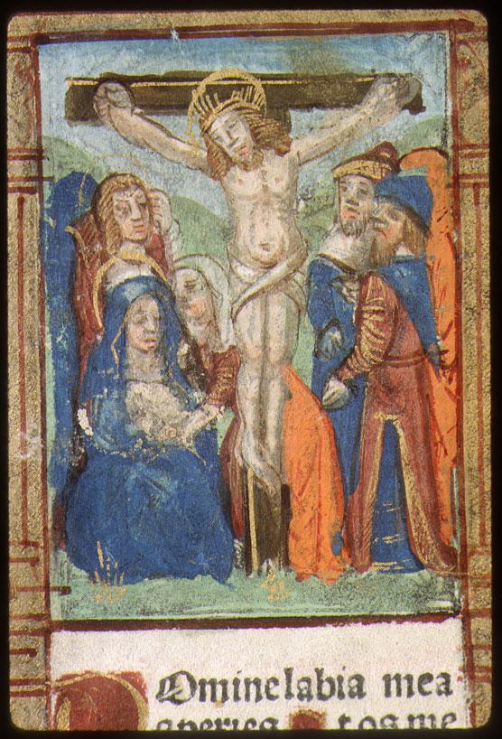 Heures - Crucifixion_0