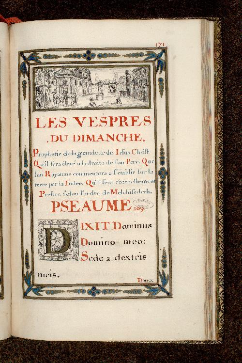 Petit office de la messe et autres prières - Fleur_0