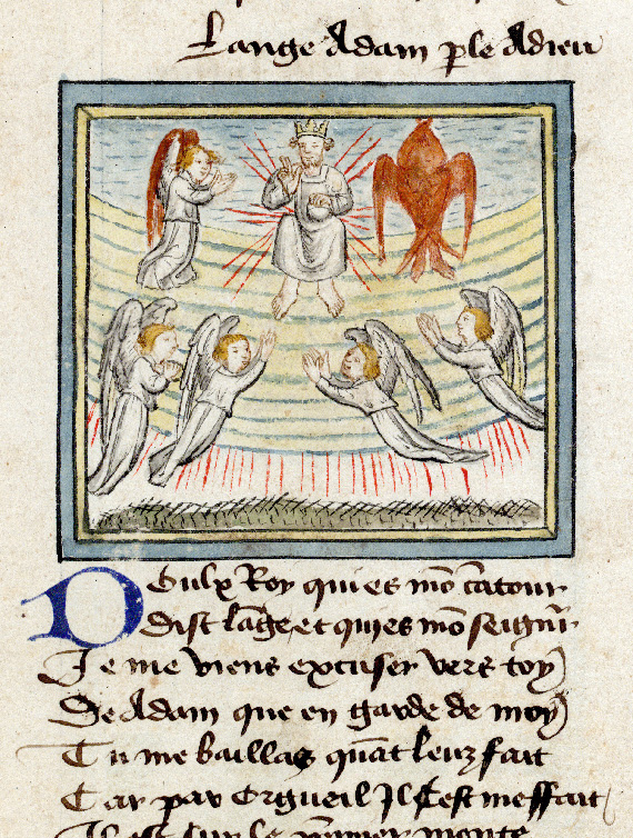 Pèlerinage de Jésus-Christ - Ange d'Adam et Dieu (L')_0