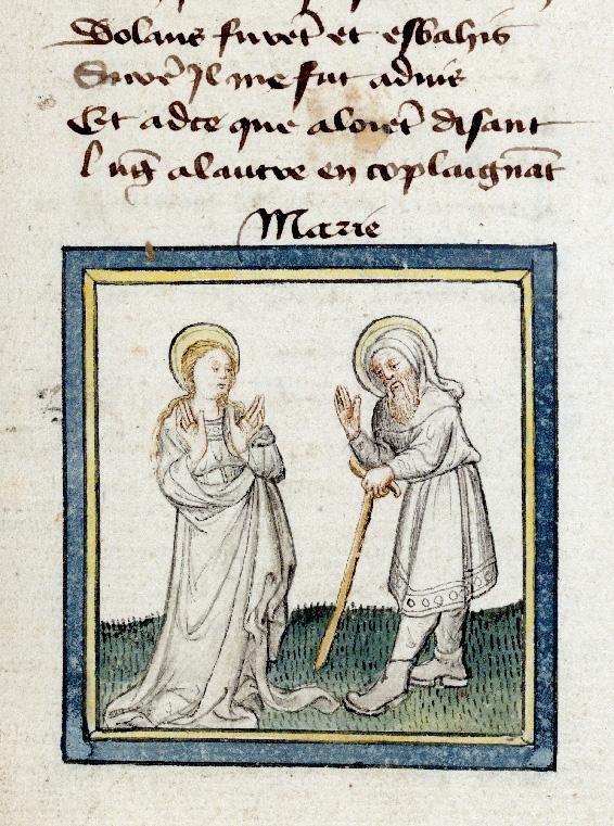 Pèlerinage de Jésus-Christ - Saint Joseph et la Vierge_0