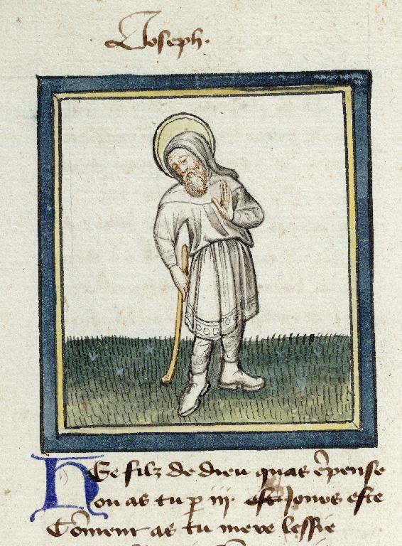 Pèlerinage de Jésus-Christ - Saint Joseph_0