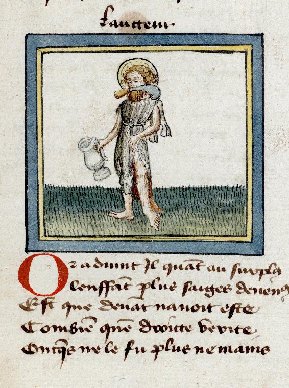 Pèlerinage de Jésus-Christ - Saint Jean-Baptiste_0