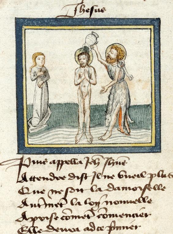 Pèlerinage de Jésus-Christ - Baptême du Christ_0