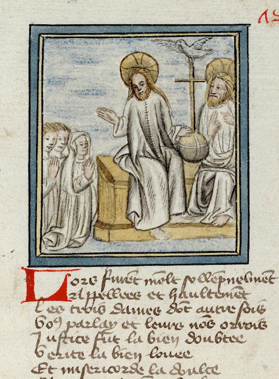 Pèlerinage de Jésus-Christ - Trinité et Justice, Vérité et Miséricorde_0