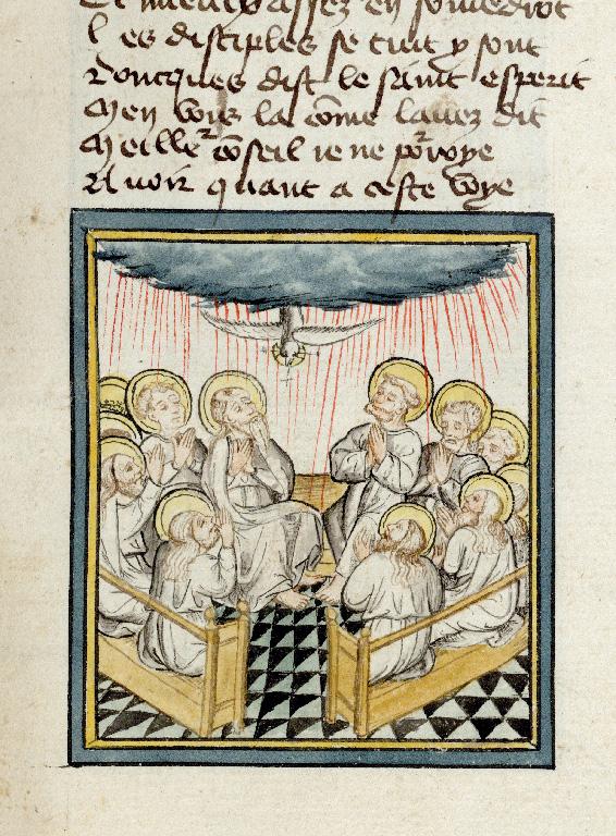 Pèlerinage de Jésus-Christ - Pentecôte_0