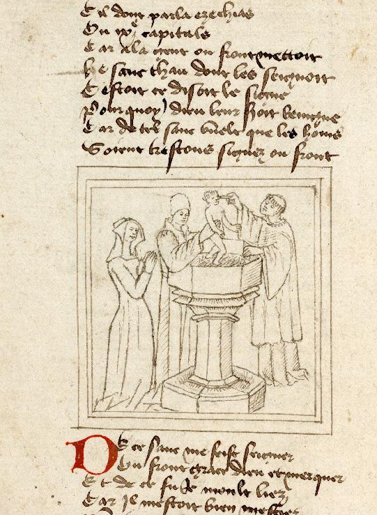 Pèlerinage de vie humaine - Baptême du pèlerin_0