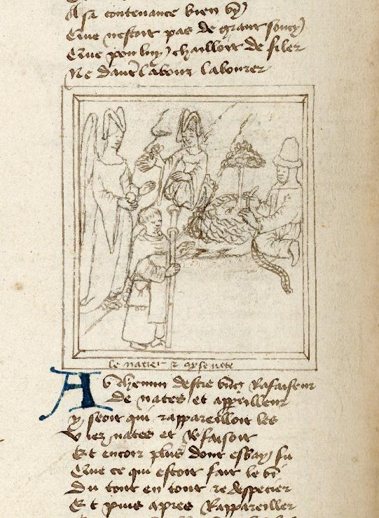 Pèlerinage de vie humaine - Pèlerin à la croisée des chemins de Labeur et d'Oisiveté (Le)_0