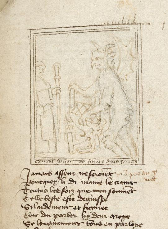 Pèlerinage de vie humaine - Pèlerin et le diable qui pêche dans la mer de Tentation (Le)_0