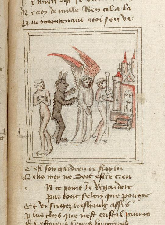 Pèlerinage de l'âme - Ame du pèlerin devant le château du Jugement Dernier (L')_0
