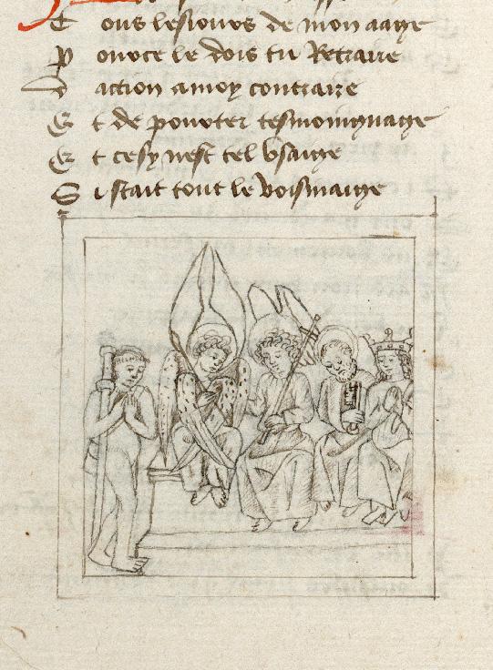 Pèlerinage de l'âme - Ame du pèlerin priant saint Michel (L')_0