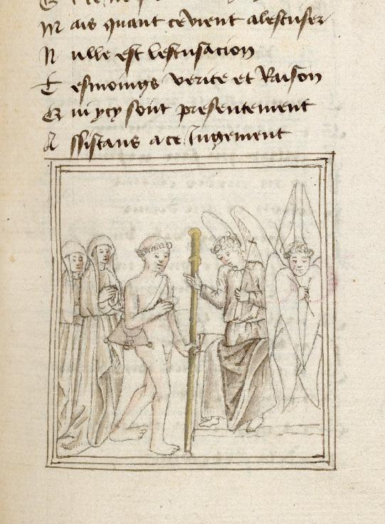 Pèlerinage de l'âme - Justice et Vérité devant saint Michel_0