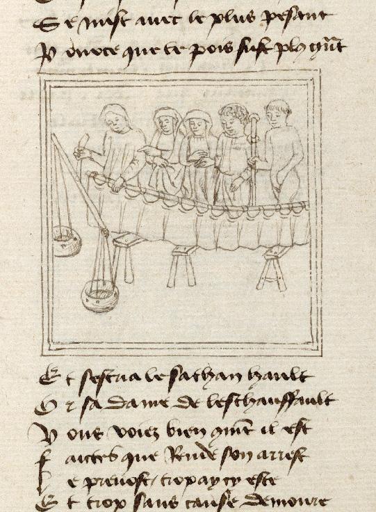 Pèlerinage de l'âme - Justice pesant l'âme du pèlerin_0
