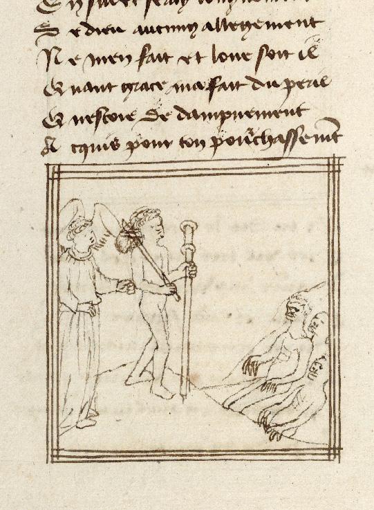 Pèlerinage de l'âme - Ame du pèlerin et son cadavre (L')_0
