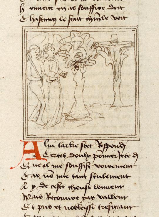 Pèlerinage de l'âme - Arbre vert et l'arbre sec conversant (L')_0