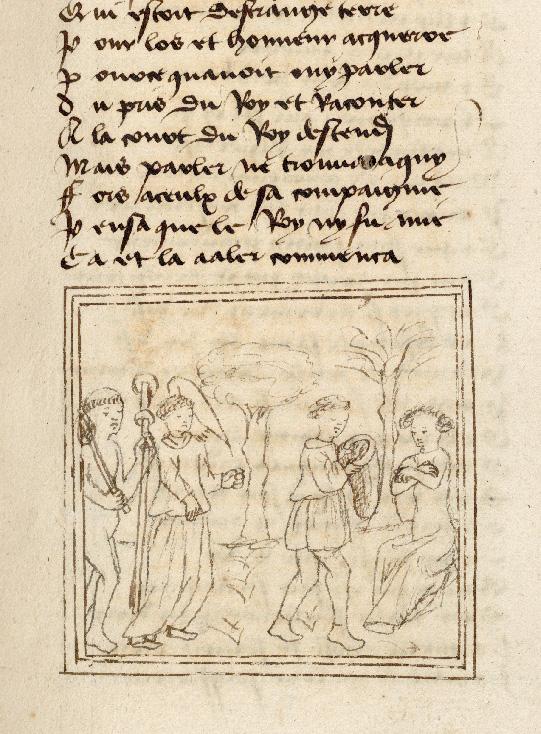 Pèlerinage de l'âme - Chevalier et Libéralité (Le)_0