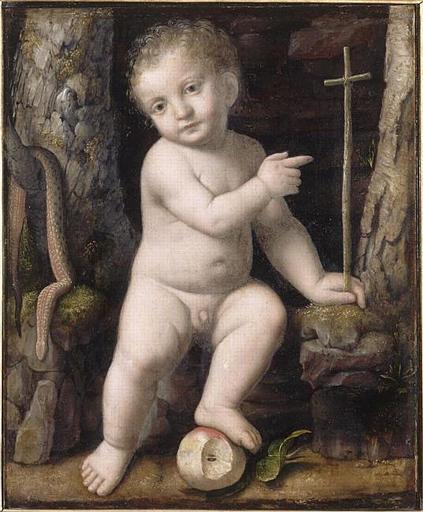 L'ENFANT JESUS, SAUVEUR DU MONDE_0