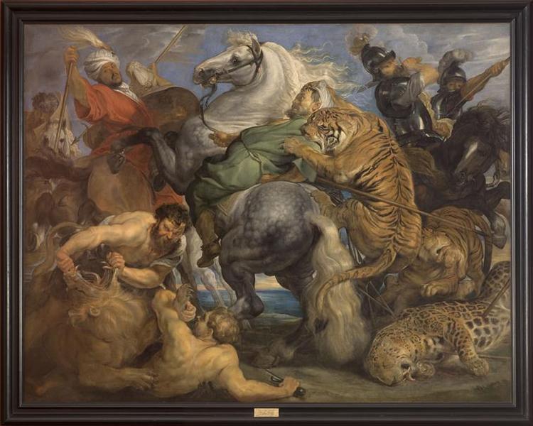 Chasse au tigre_0
