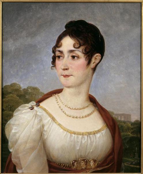 Portrait de l'Impératrice Joséphine_0