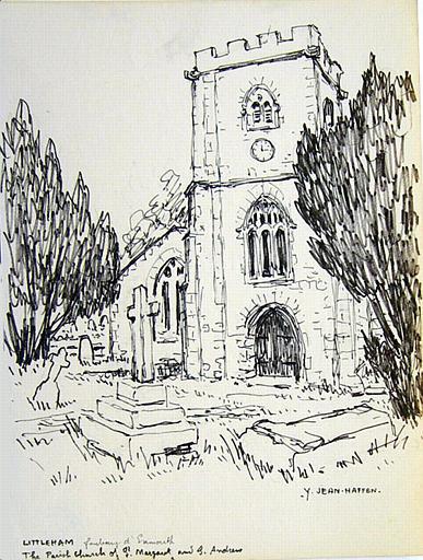 Littleham, faubourg d'Exmouth [titre attribué]_0