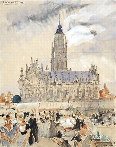 Middelburg 1933 [titre attribué]_0