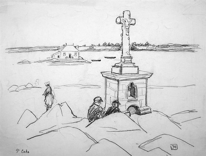 Croix de Saint Cado [titre attribué]_0
