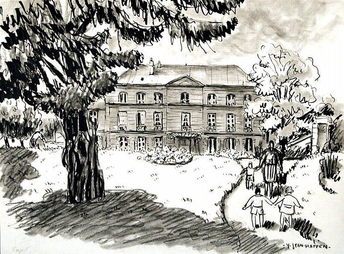 Nogent : Maison bourgeoise [titre attribué]_0