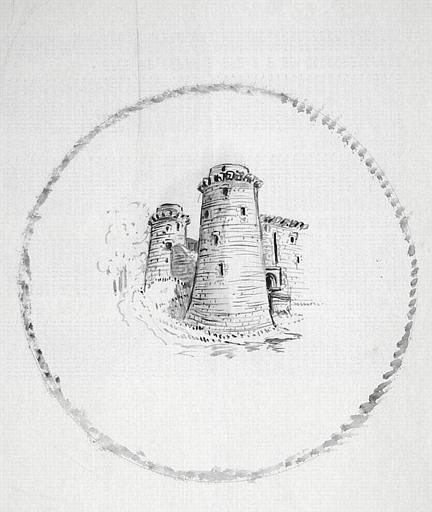 Château de la Hunaudaye [titre attribué]_0