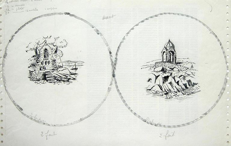 La Landriais et Dahouet (deux sujets) [titre attribué]_0